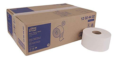Mini Jumbo Bath Tissue Roll (2-Pack/ 24 Total) by Tork (Image #4)