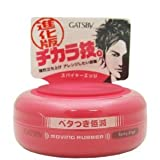 Gatsby Moving Rubber Spiky Edge Wax 2.8oz