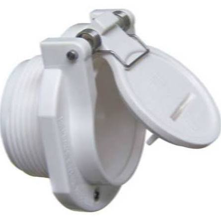 PoolSupplyTown Free Rotation Pool Vacuum Vac Lock Safety Wall Fitting for Suction Pool Cleaner Replaces Hayward W400BWHP & Pentair GW9530