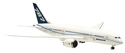 Buy Hogan Wings Boeing 787-8 Test Flight Ground Configuration, Scale