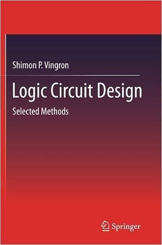 Buy Logic Circuit Design: Selected Methods Book Online at Low Prices ...