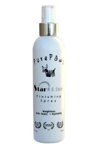 Pure Paws Ultra Show (Finishing) Spray- 8 Oz, My Pet Supplies