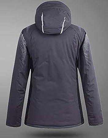 Womens Winter Warm Ski Jacket Waterproof Windproof Mountain Snowboard Snow Coat