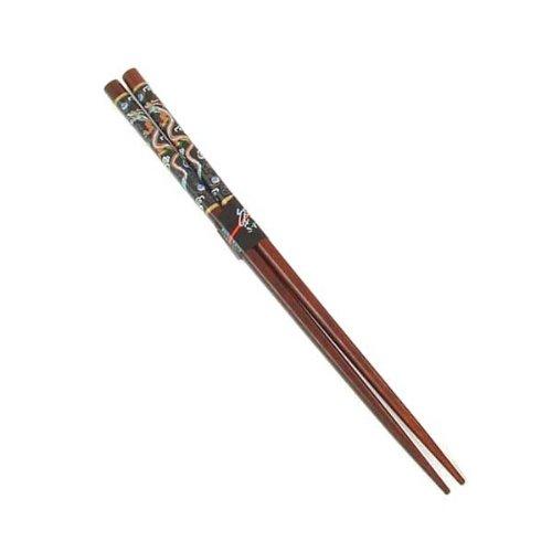 Got-Bonsai? - Giftware Pair of Japanese Chopsticks - Dragon Designs