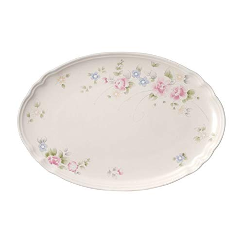 (Pfaltzgraff Tea Rose Oval Platter)