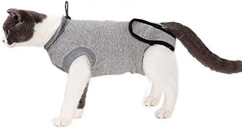 ETbotu - Traje de recuperación para Gatos, para ...