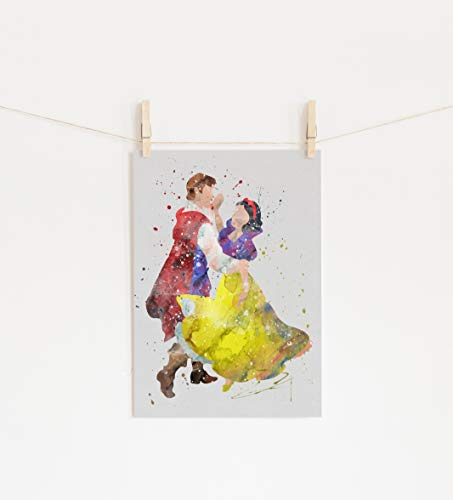 (Snow White and The Huntsman Wall Art Print Room Decor)