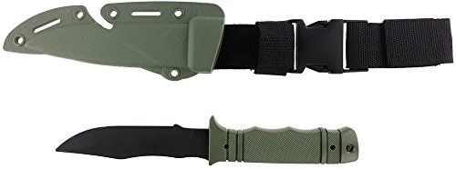 SportPro Rubber Combat Knife M37 Style for Training Airsoft