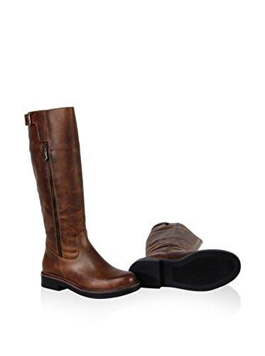 Gusto - 1738_COX_PEACH_SIGARO - Schuhe Stiefel Braun
