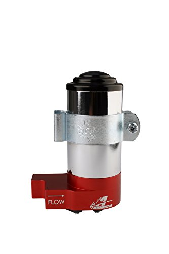 - Aeromotive 11203 SS Series Billet (14 PSI) Carbureted Fuel Pump-3/8in NPT Ports
