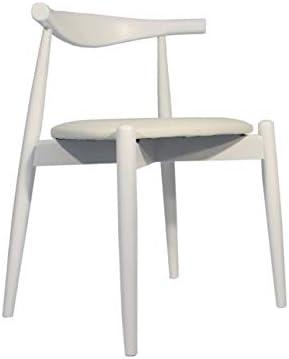 Sedie In Legno Laccate Bianco.Rosse Arredamento Sil0423 Sedia Struttura In Legno Massello Di
