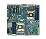 Supermicro MBD-X9DAX-IF Intel Dual Socket R(LGA2011) 10 SATA Ports Dual-Port GbE LAN IPMI 2.0 Full Warranty