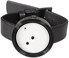 Nava Design 42mm Ora Lattea Face Armbanduhr–Weiß