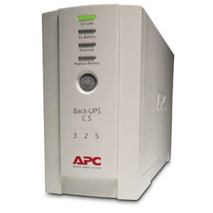 APC Back-UPS CS 325VA 230Volt UPS battery - Lead Acid ()