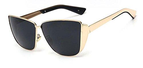 en du inspirées métallique rond style de soleil lunettes polarisées vintage cercle Film Noir retro Lennon IqCzWwSnBZ