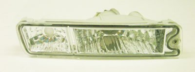 L200 K74 2.5TD 03>ON Front Bumper Side Indicator Lamp LH NS Clear: