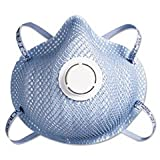 Moldex 2300N95 2300N95 Series Particulate Respirator, Half-Face Mask, Medium/Large, 10/Box