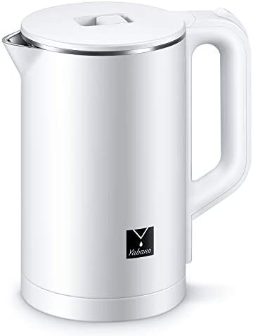 Yabano Electric Kettle Double Wall Kettl