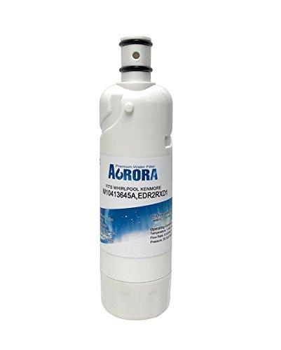 Aurora Premium Refrigerator Water Filter for W10413645A, Pur Filter 2, Kenmore 469903, 1 - Premium Aurora