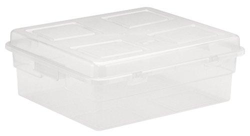 Jumbo Clear Storage Box - 7
