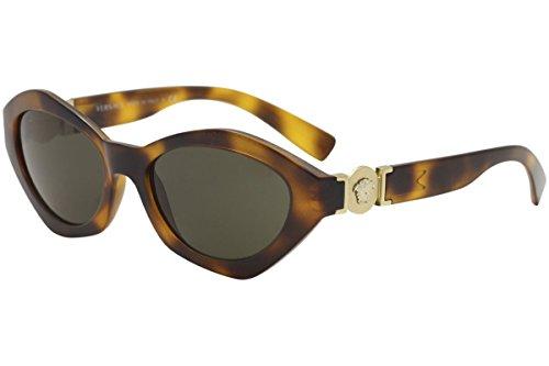 Gafas Havana para Versace Mujer Sol de f8qqHTa