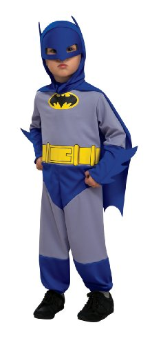 Batman The Brave and The Bold Toddler Romper (Batman Costume 2 Year Old)