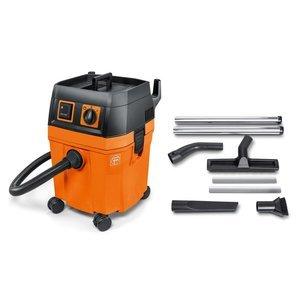 Wet/Dry Vacuum, 7HP, 8.4 gal, 9A, 151 cfm