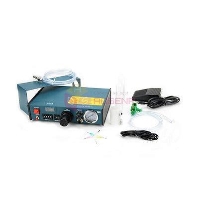 FidgetGear 110V /220V Auto Glue Dispenser Solder Paste Liquid Controller Dropper YDL-983A