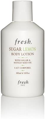 Fresh Fresh Sugar Lemon Body Lotion 10 oz