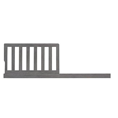 Evolur Toddler Rail, Rustic Grey