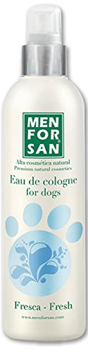 🥇 MENFORSAN  Agua de Colonia para Perros Fresh – 125 ml