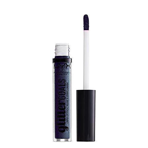 NYX PROFESSIONAL MAKEUP Glitter Goals Liquid Lipstick, Oil Spill, 0.1 Ounce