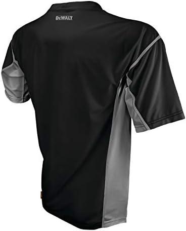 DeWalt DST11-NPBB-2X Industrial Safety Shirt Short Sleeve