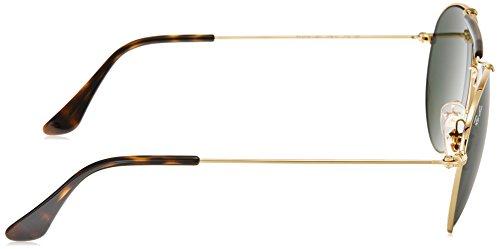 Adulto Gafas Gold 53 Sol Ban de Ray Unisex 0Rb3540 1 wx6qOB0v