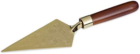 Trowel Tie Bar Masonic Trowel Tie Bar Trowel Tie Clip Sterling Silver Finish Masonic Gifts Mason Trowel Tie Bar