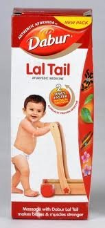 Dabur Lal Tail 200 ml (Pack of ()