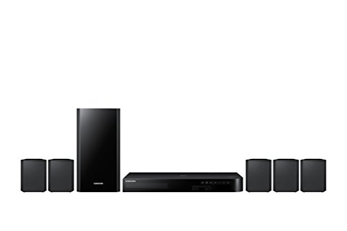 Samsung Electronics HT-J4500/ZA 5.1 Channel 500-Watt 3D Blu-Ray Home Theater System