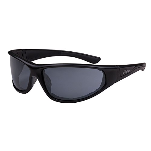 Indian Motorcycle Black Men's Entry Sunglasses