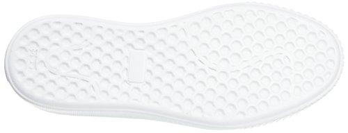Blu Tosca Sneaker Flamenco Bianco C00 Donna Bianco PFFq7dn
