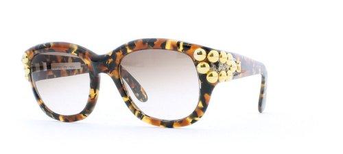 Emmanuelle Khanh 22120 CL 300 Brown Authentic Women Vintage Sunglasses (Emmanuelle Khanh)