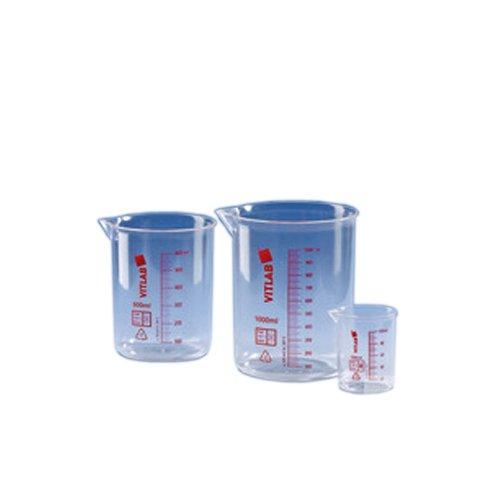 transparent CLASSE B lbg mch3/ /500/ 500/ML /001//éprouvette gradu/ée Base hexagonal lbg