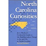 Carolina Curiosities, Jerry Bledsoe, 0887420079