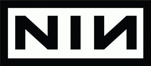 - YWS Vinyl Stickers Decals - Nin Nine Inch Nails Music Bumper - Stickers Laptop Car Truck Window Bumper Decor Notebook SMA4439