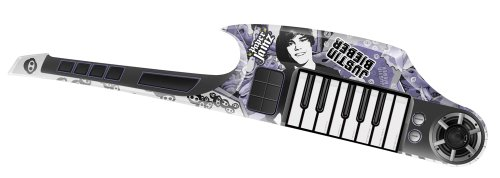 WowWee Paper Jamz Justin Bieber Keyboard Guitar for sale  Delivered anywhere in USA