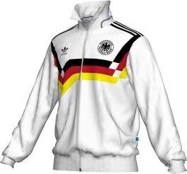 Adidas Originals Germany Track Top Jacket Retro DFB 1990