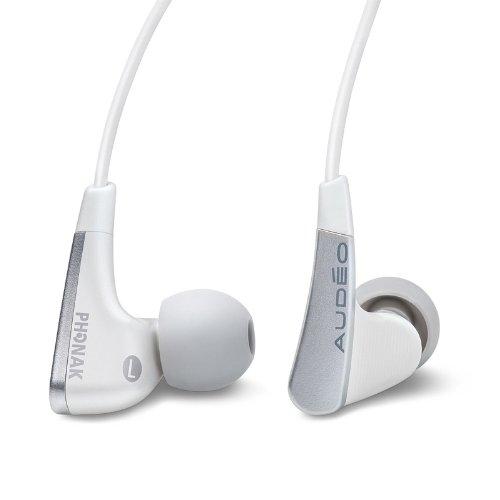 Audéo Perfect Fit Earphones 111 (White)