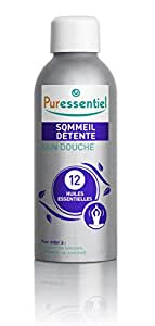 Puressential Rest & Relax Bath Shower with 12 Essentials-100Ml