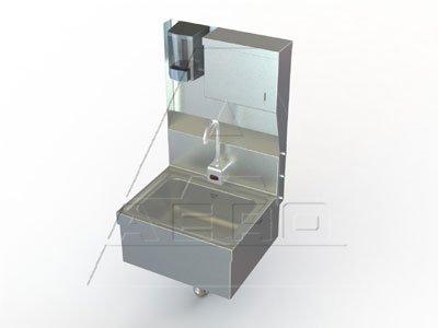 Aero Hand Sink 14