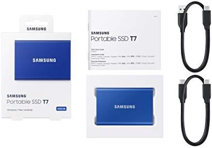 Samsung T7 Portable Ssd 2 Tb Bis Zu 1050 Mb Computer Zubehör