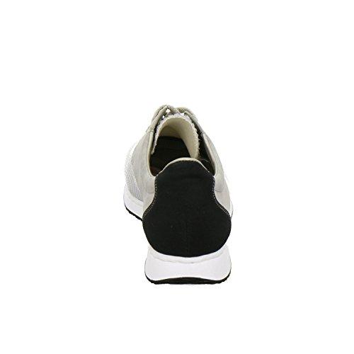 Rieker 56020 Women Low-top - Zapatillas Mujer gris